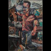 Portrait of Buddy Lush