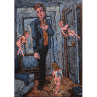 Portrait of Duncan Burnett