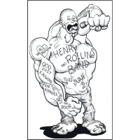 the Henry Rollins Band