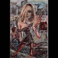 Portrait of Julia Glidden
