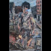 Portrait of David Dryden